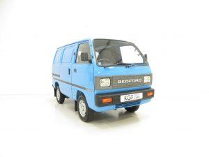 Bedford Rascal Van