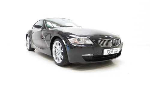 BMW E86 Z4 3.0Si Sport Coupe