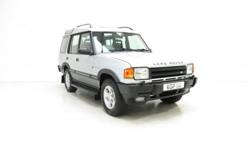 Land Rover Discovery XS 300Tdi