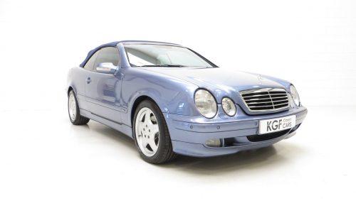 Mercedes Benz CLK320 Avantgarde