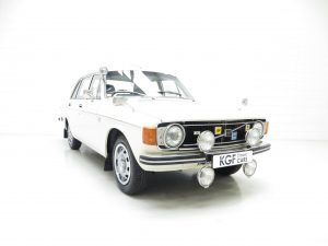 Volvo 144 Grand Luxe Saloon