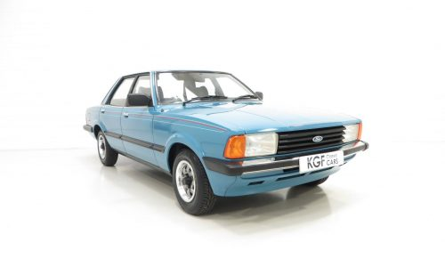 Ford Cortina 1.6 Crusader