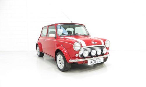 Mini Classic Cooper Sport Pack