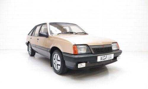 Vauxhall Cavalier Mk2 SRi