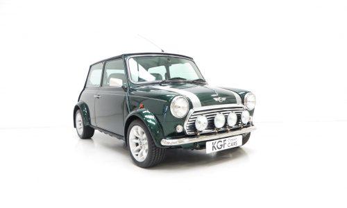 Mini Classic Cooper Sport 2000