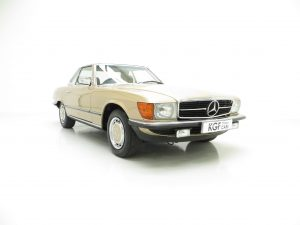 Mercedes-Benz 280SL R107