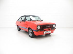 Ford Escort RS1800 Recreation