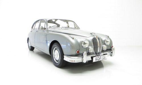 Jaguar Mk2 2.4 Litre
