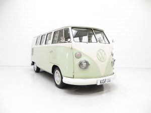 VW Type 2 Split Screen Camper