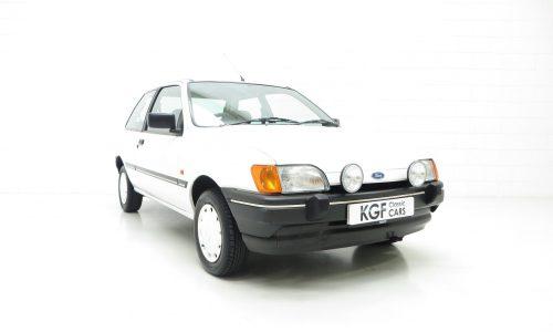 Ford Fiesta Mk3 1.6S