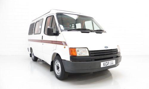 Ford Transit Mk3 Autosleeper