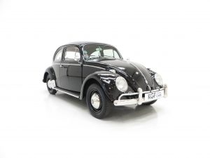 Volkswagen Beetle 1200 De Luxe