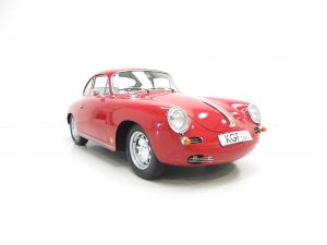 Porsche 356B/S T6