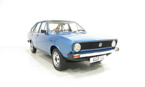 Volkswagen Passat Mk1 1300