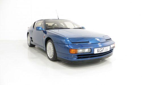 Renault Alpine A610 Turbo