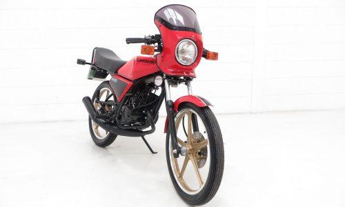 Kawasaki AR50-A1