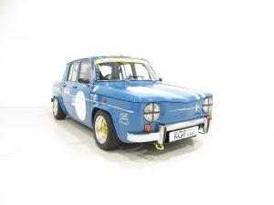 Renault 8 Gordini R1134