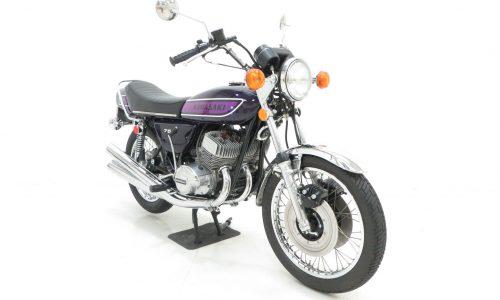Kawasaki 750 Mach IV H2