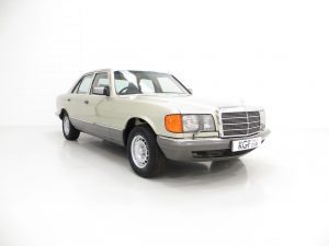 Mercedes-Benz W126 380SE
