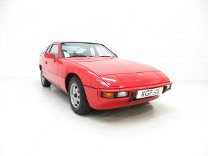 Porsche 924 Lux Coupe