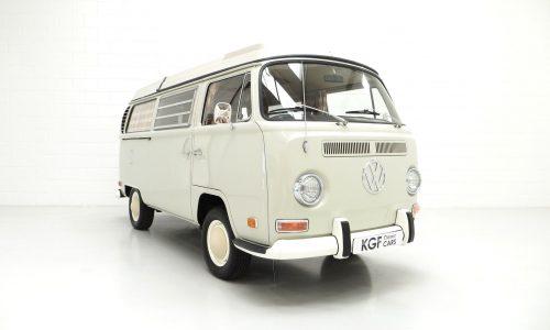 Volkswagen Type 2 Bay Westfalia