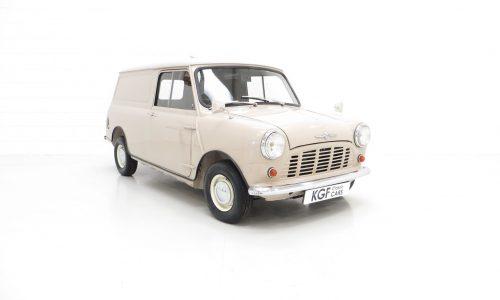 Mk1 Morris Mini Van 850