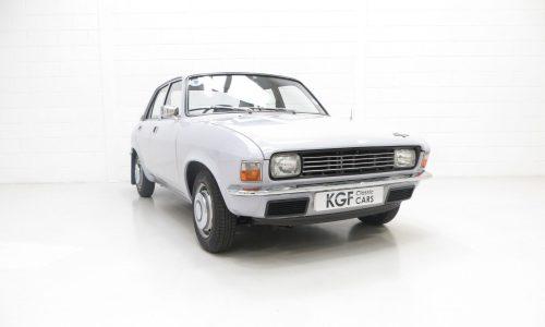 Austin Allegro 1100 Deluxe