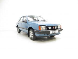 Vauxhall Cavalier MK2 L 1600S