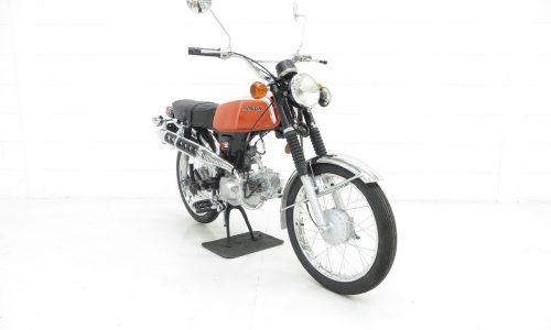 Honda SS50