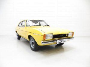 Ford Capri Mk2 1600L