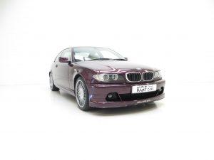 BMW E46 Coupe Alpina B3 3.4 S