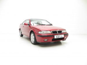 Rover 200 1.8VVC Coupe Tomcat