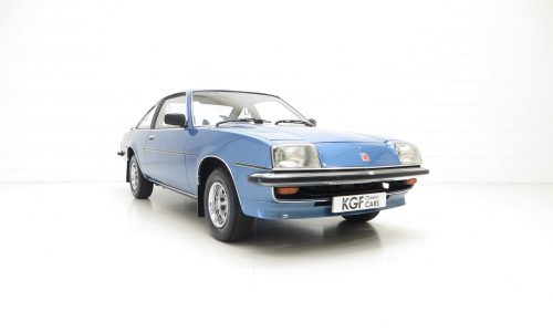 Vauxhall Cavalier Mk1 1900GLS Coupe
