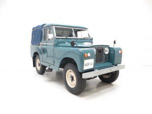 Land Rover Series 2 SWB