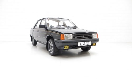 Renault 9 TLE Phase 1