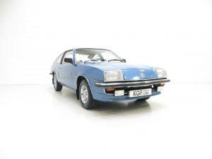 Vauxhall Cavalier Mk1 1600GLS Sports Hatch