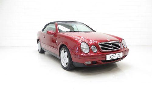Mercedes Benz CLK320 Elegance