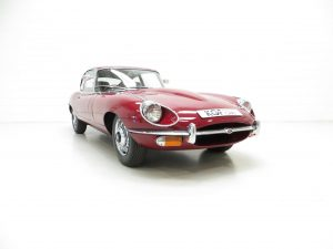 Jaguar E-Type Series 2 4.2 2+2 FHC