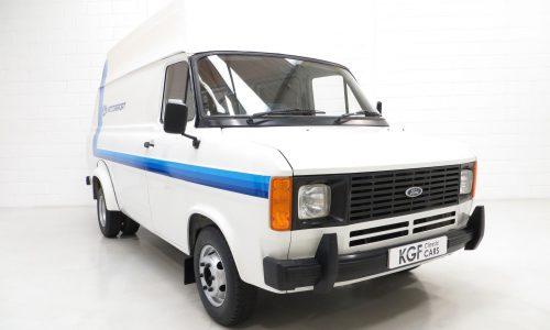 Ford Transit Mk2 Van 190