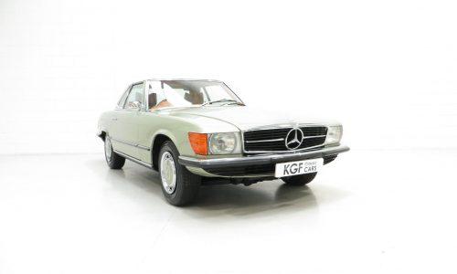 Mercedes Benz 280SL R107