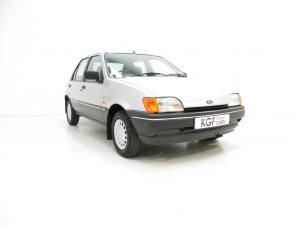 Ford Fiesta MK3 1.4 Ghia