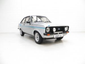 Ford Escort Mk2 Harrier