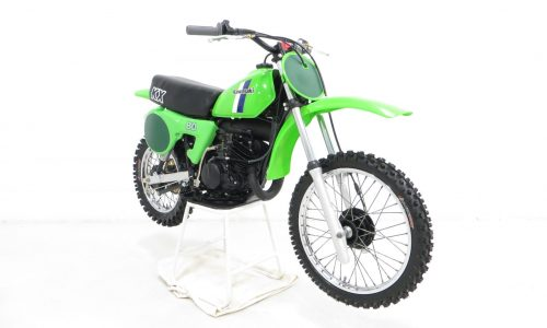 Kawasaki KX80-B2