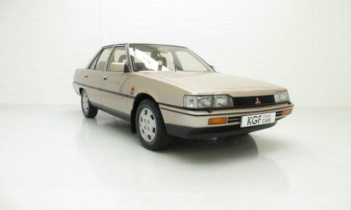 Mitsubishi Galant 2000GLS