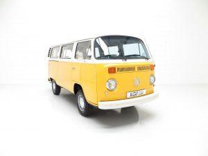 Volkswagen 2000L Type 2 Kombi Microbus