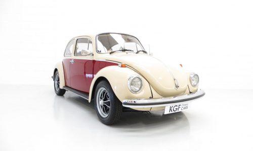 Volkswagen 1303S Super Beetle