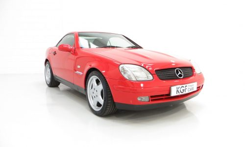 Mercedes Benz SLK230 Kompressor