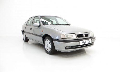 Vauxhall Cavalier 2.0i GLS 16v
