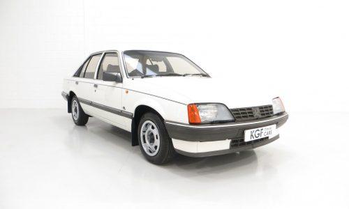 Vauxhall Carlton 2.2i GL