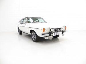 Ford Capri Mk2 3.0 Ghia